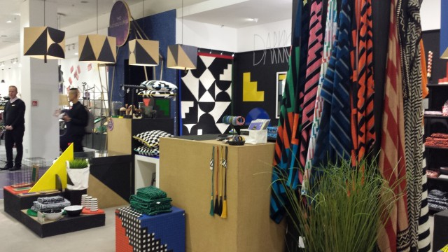PAPER London launches in the Darkroom in store at Selfridges, Oxford Street