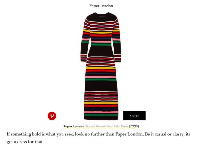 PAPER IS ONE OF THE COOLEST BRANDS YOU NEED ON YOUR RADAR, ACCORDING TO WHO WHAT WEAR