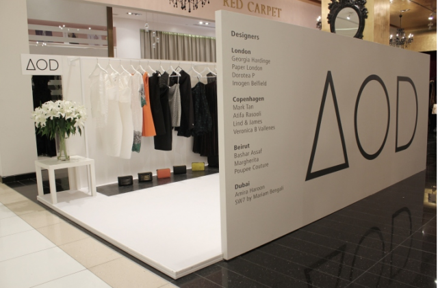 PAPER London hits Dubai in the Anthropology of Design pop-up at Galeries Lafayette in the Dubai Mall