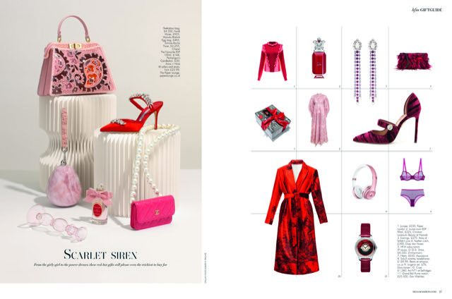 PAPER Featured in Hello Fashion Monthly
