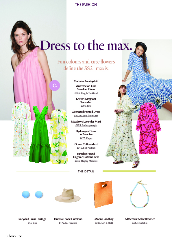 PAPER Featured in Cherry Magazine