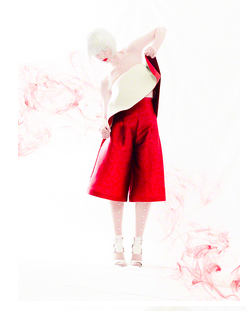 Tokyo Fashion Diaries features PAPER London's SS14 Collection
