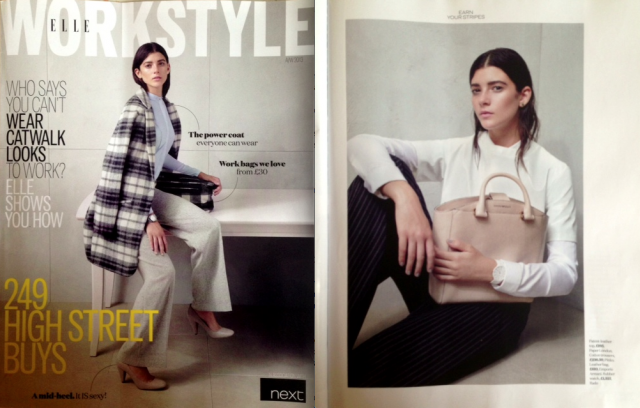 Trentino Top features in ELLE