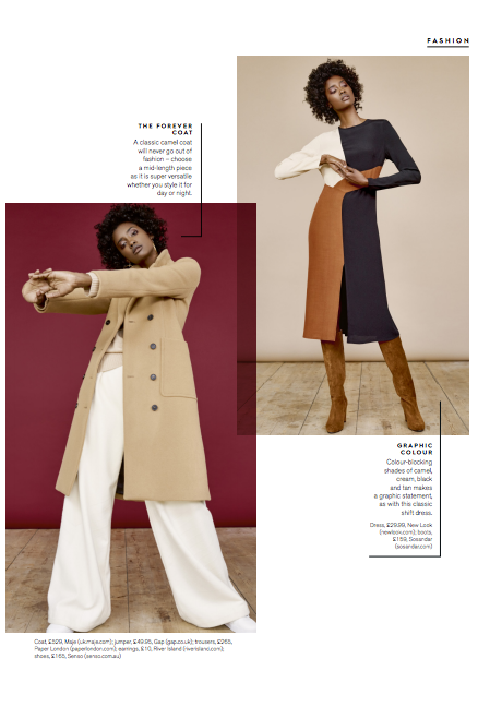 PAPER London Trousers are featured in Stylist magazine