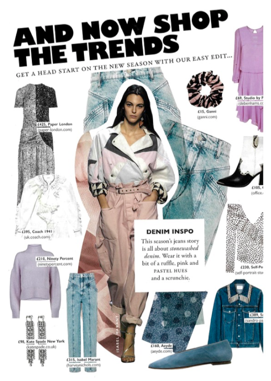 GRAZIA FEATURES THE ST MARTIN DRESS FROM RESORT 2019