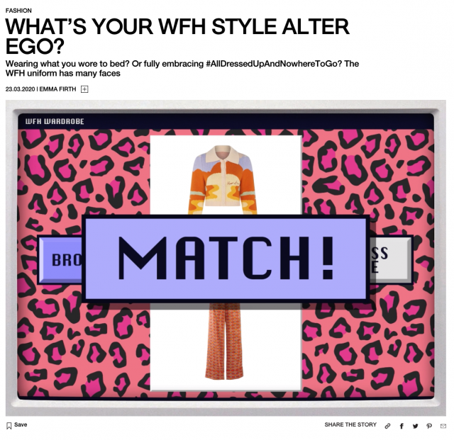 PAPER FEATURED IN BURO247'S WHAT'S YOUR WFH STYLE ALTER EGO?